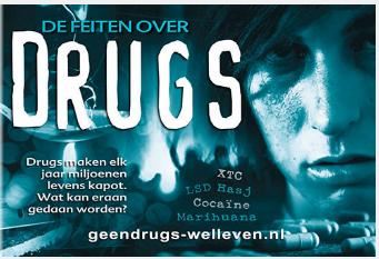 Geen Drugs-Wel Leven
