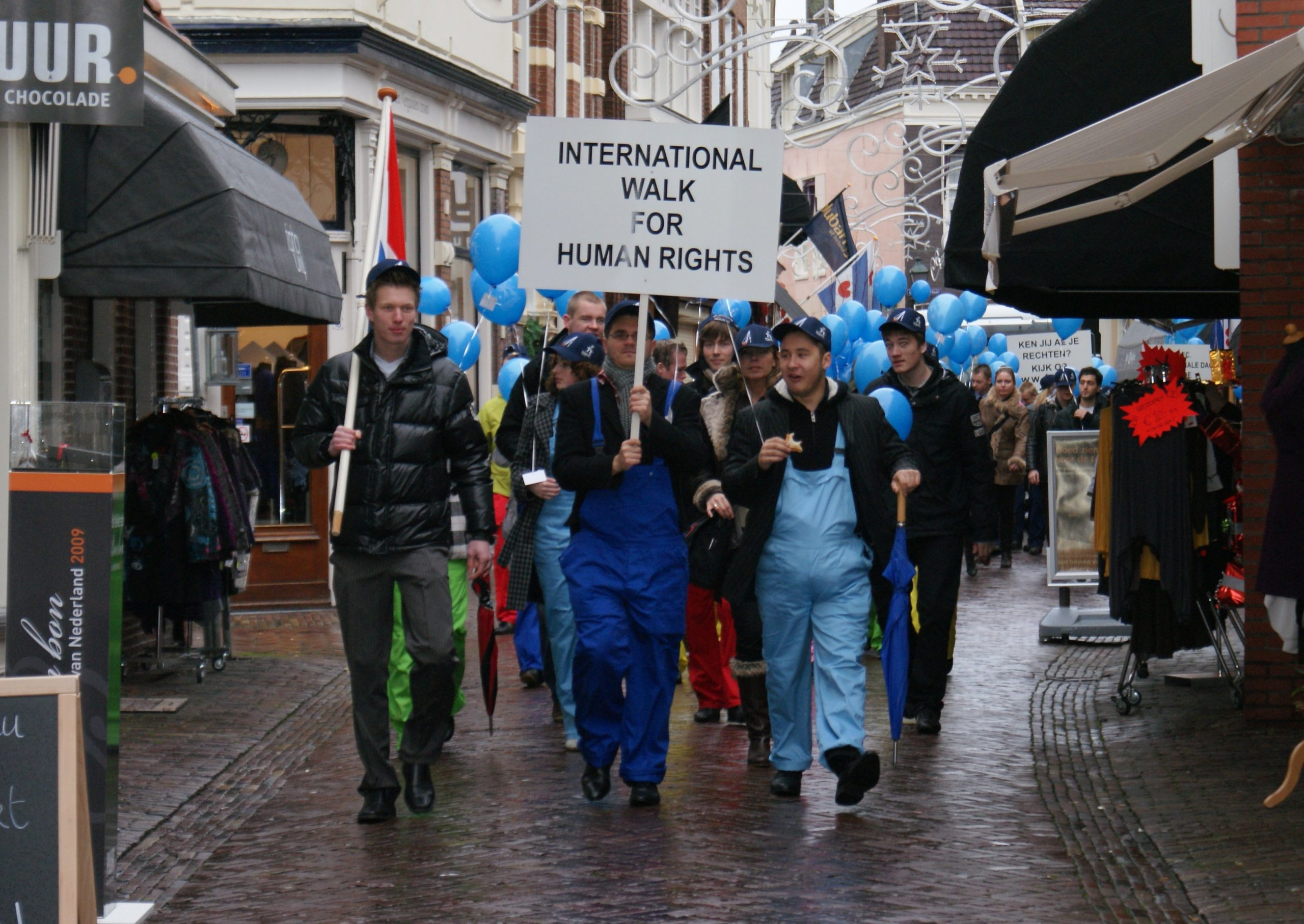 Youth for Human Rights Nederland